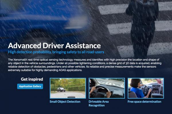 Advanced Driver Assistance